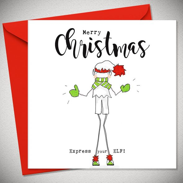 Express your Elf - Christmas