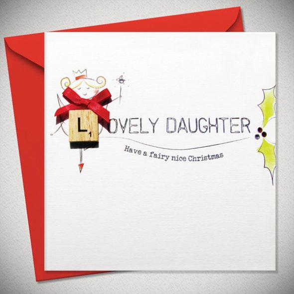 Lovely Daughter - Christmas