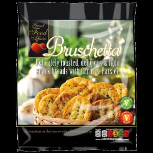 Garlic Bruchettas