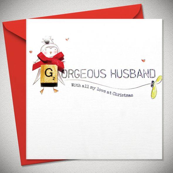 Gorgeous Husband - Christmas