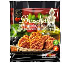 Tomato Bruchettas