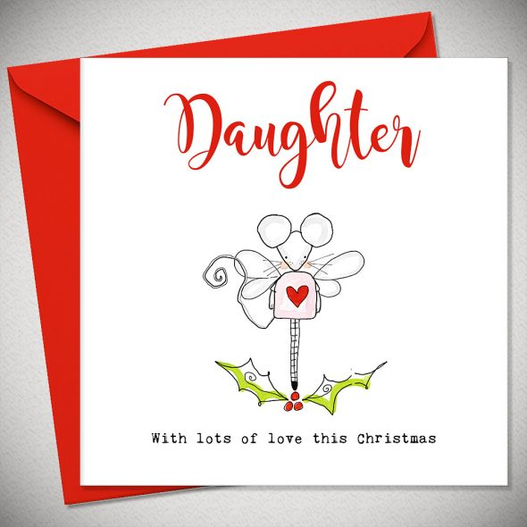 Daughter With Love - Christmas