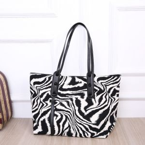 Ladies Handbag Zebra