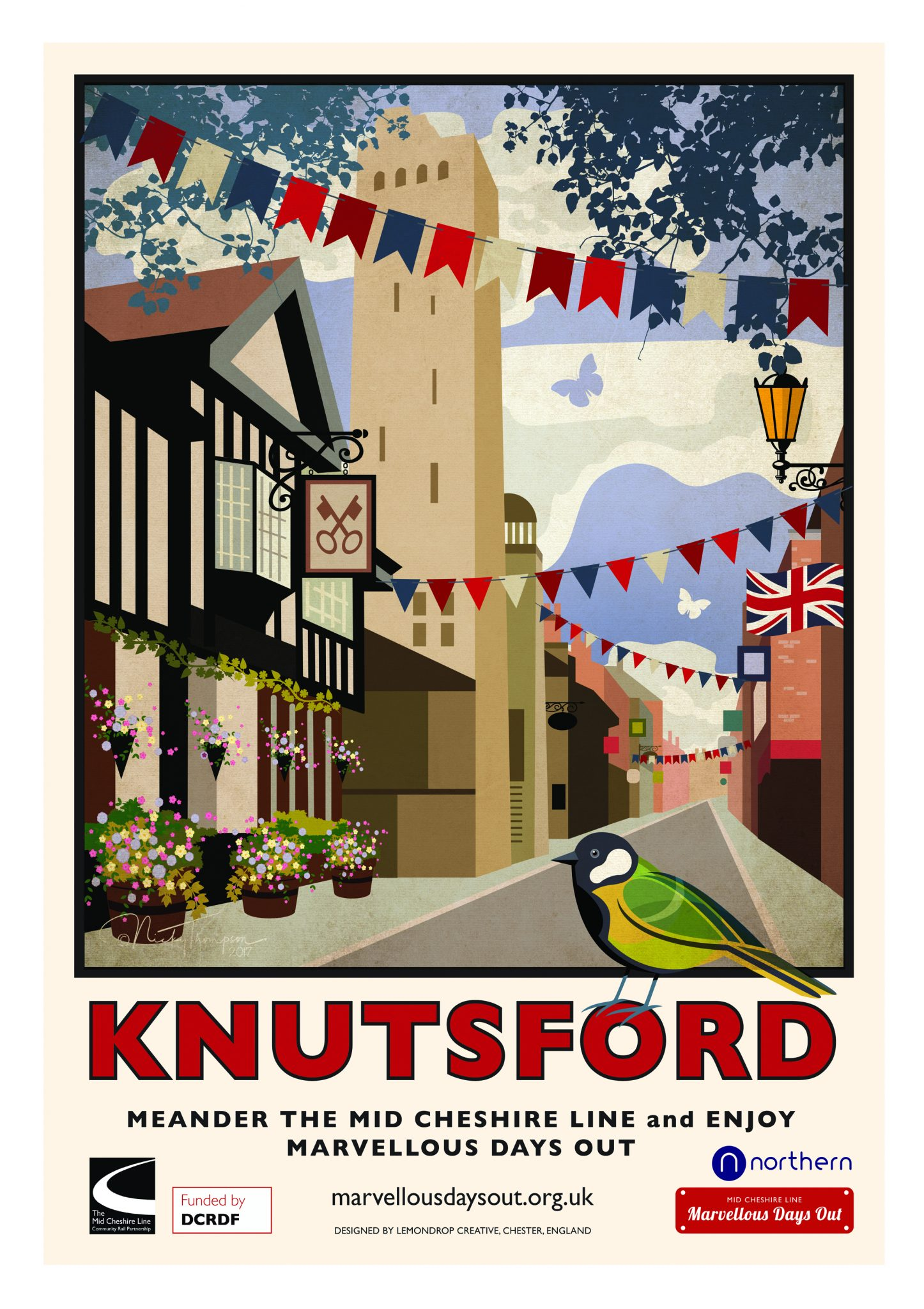 Knutsford A4 Posters