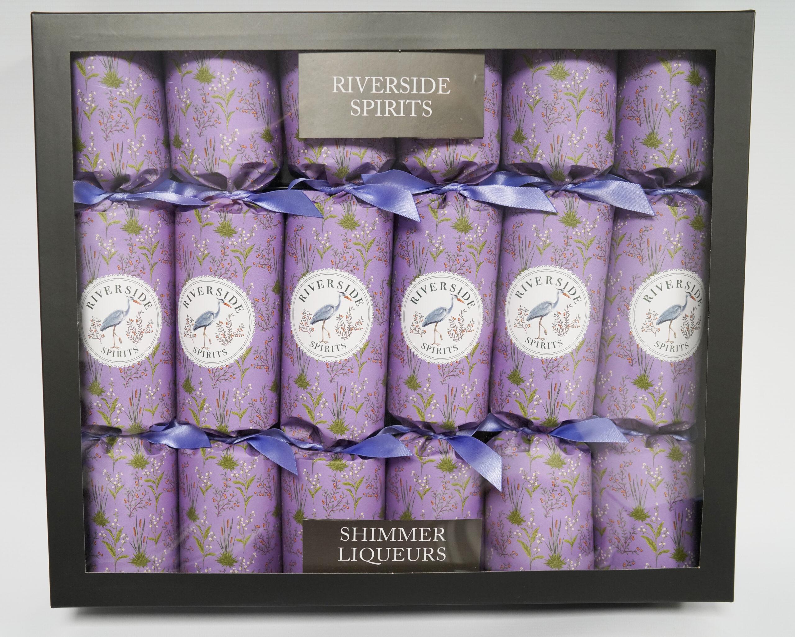 Shimmer Liqueur - Christmas Crackers