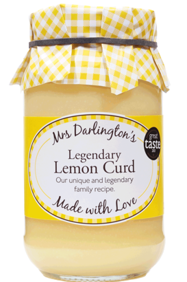 Legendary Lemon Curd