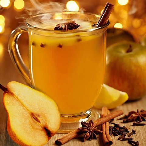 Mulled Pear - Ready mixed, just warm it through. 50cl 16%ABV