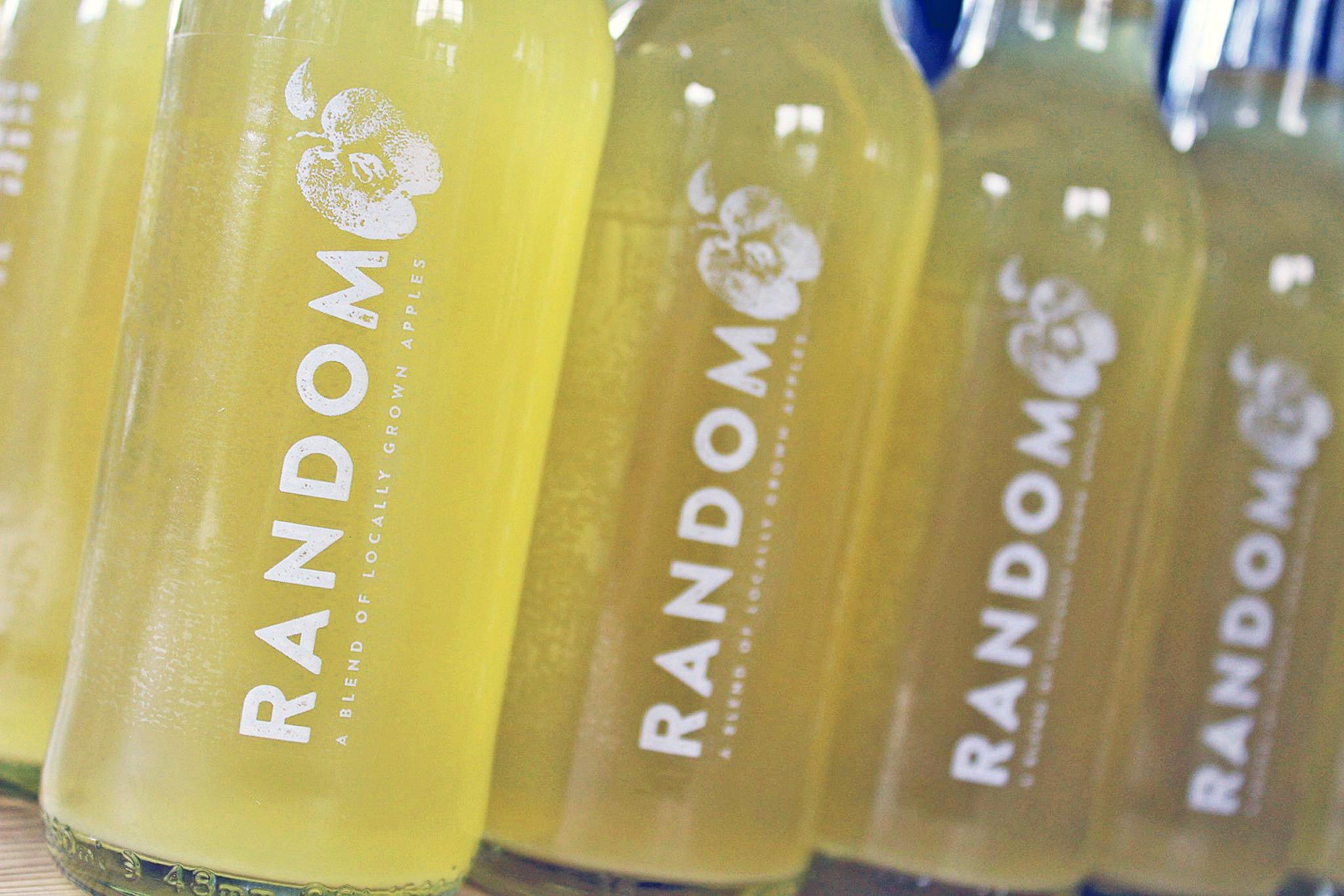Random Apple Juice, 250ml