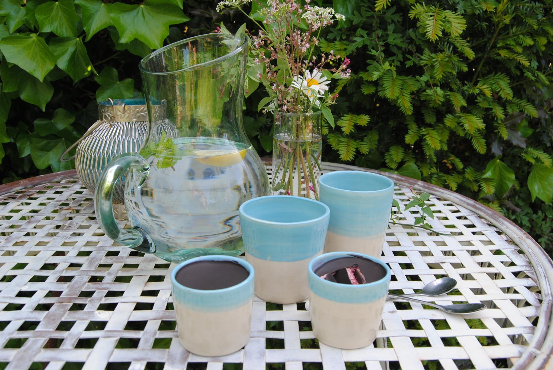Dessert Pot/Espresso Cup
