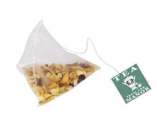 Tea - Lemon & Ginger 15 Silky Tea Bags