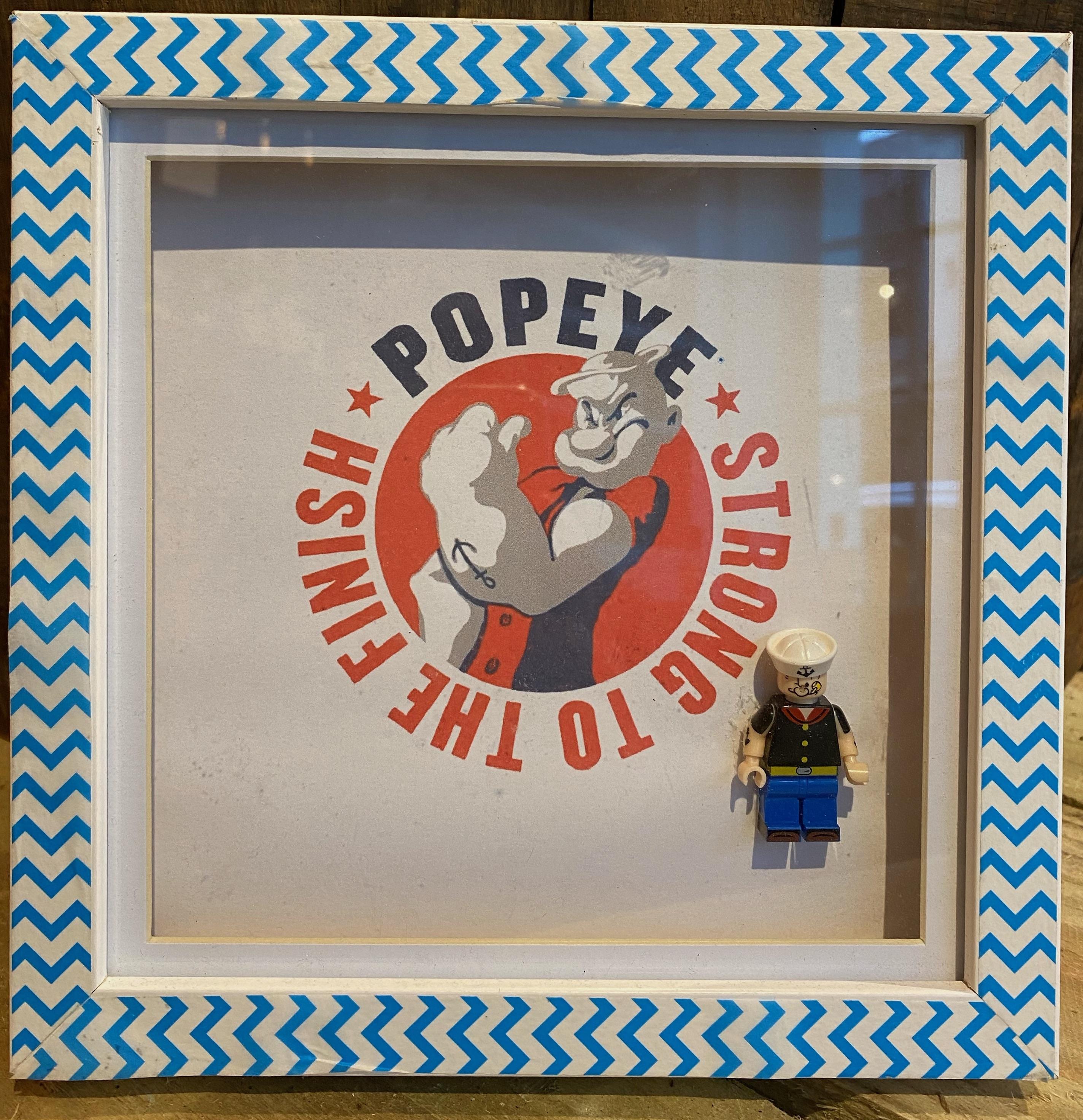 Lego Art - Popeye