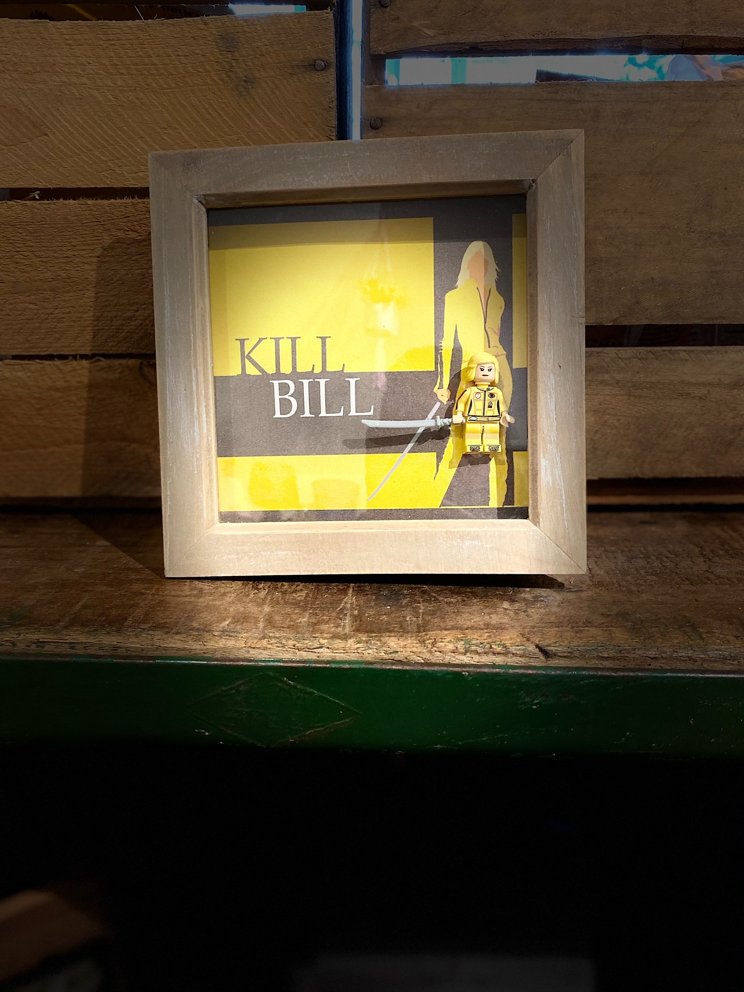 Lego Art - Kill Bill