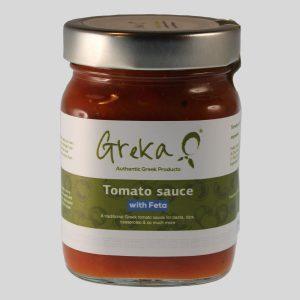 Tomato Sauces - Feta, 370g