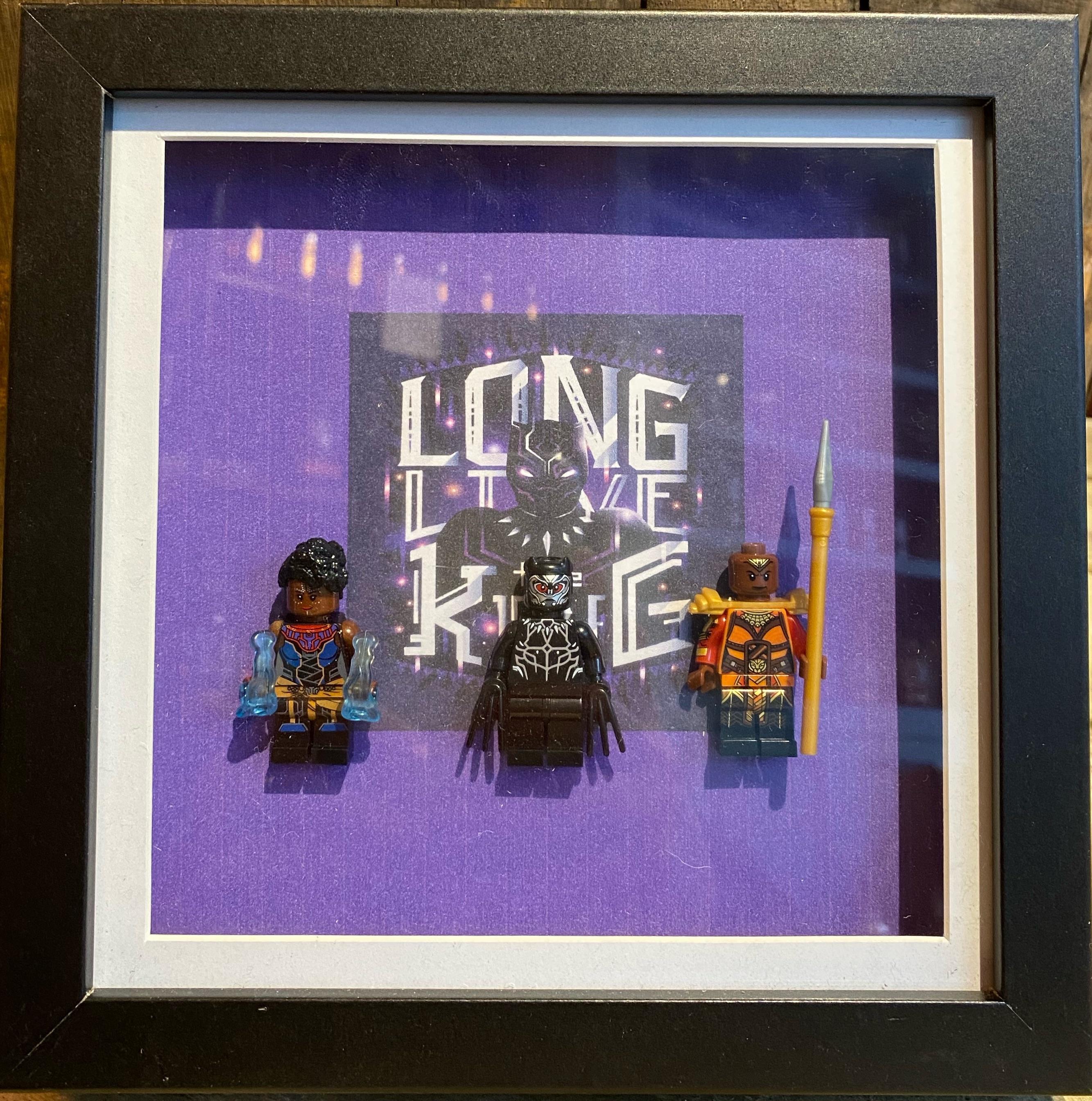 Lego Art - Long