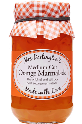 Medium Cut Orange Marmalad