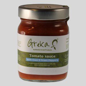 Tomato Sauces - Ouzo, 370g
