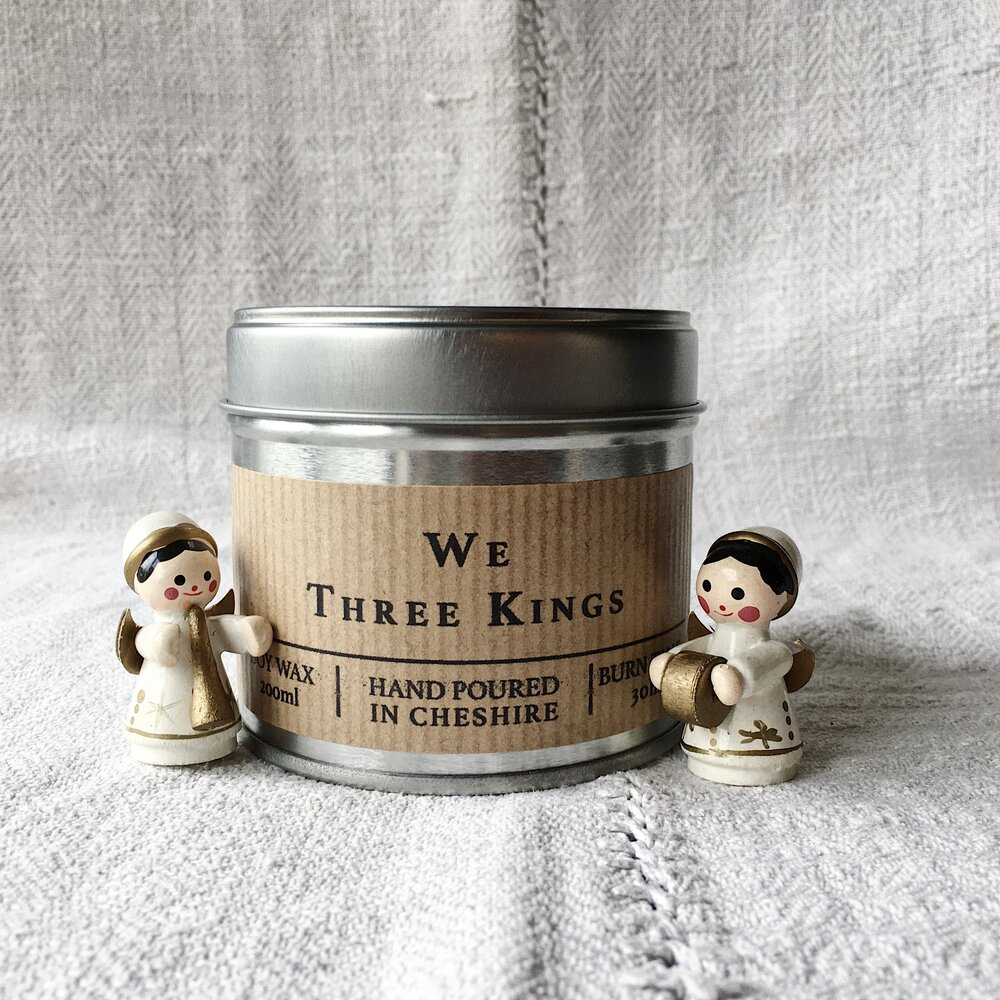 A Christmas Miracle - We Three Kings