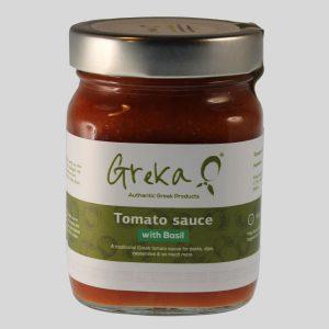 Tomato Sauces - Basil, 370g