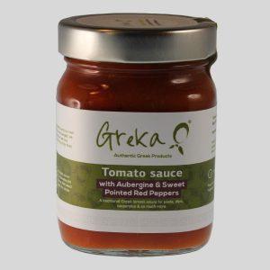 Tomato Sauces - Aubergine, 370g