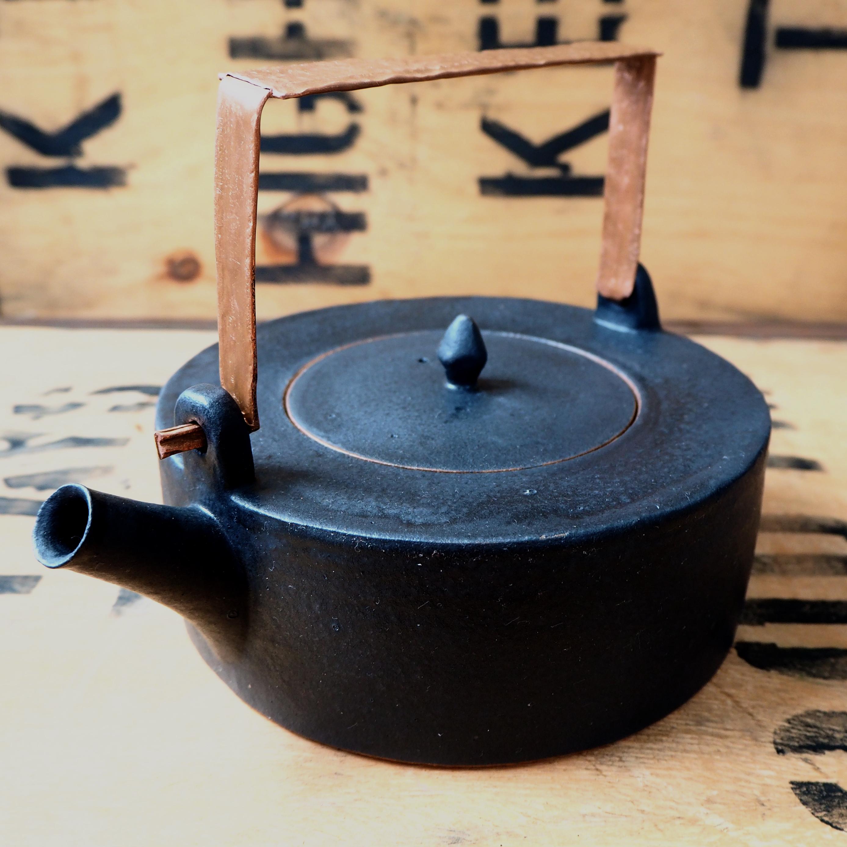 Teapot ~ Low Slung, by Popalini +Jezando