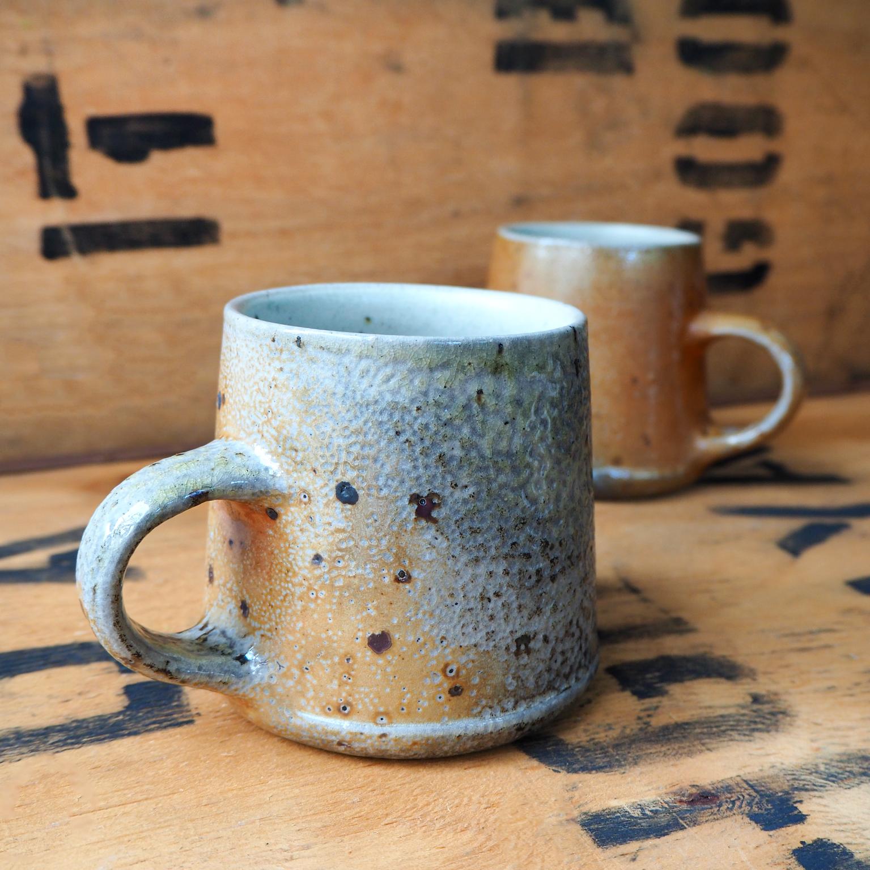 Straight Mug (1) by Natasha Wightman