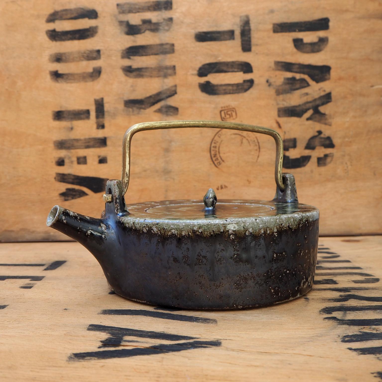 Iron Wash Teapot by Popalini & Jezando