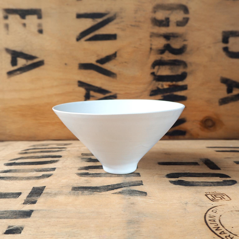 Porcelain Large Teabowl By Anja Graefe