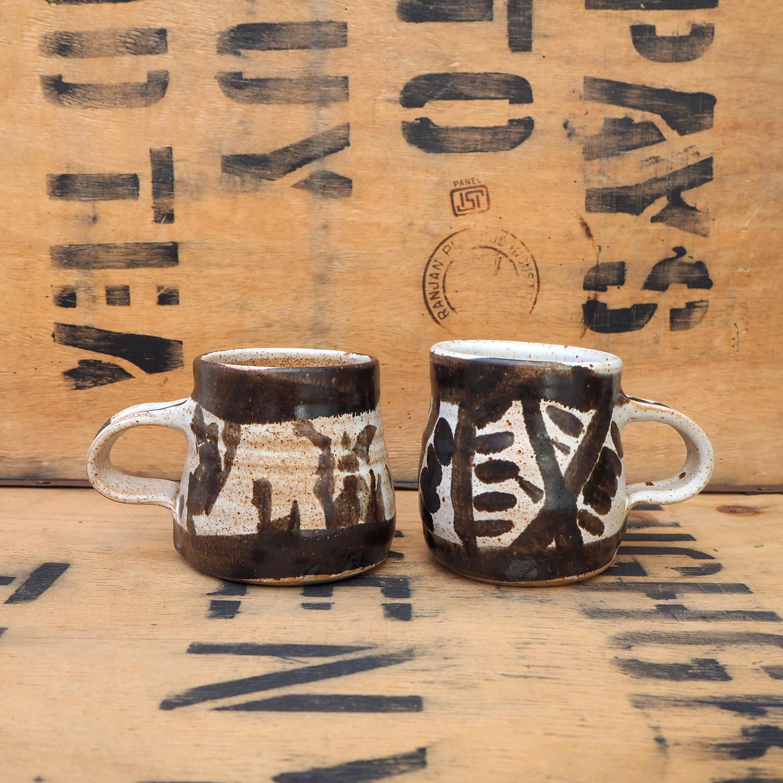 Mugs III & IV by Nicola Gillis