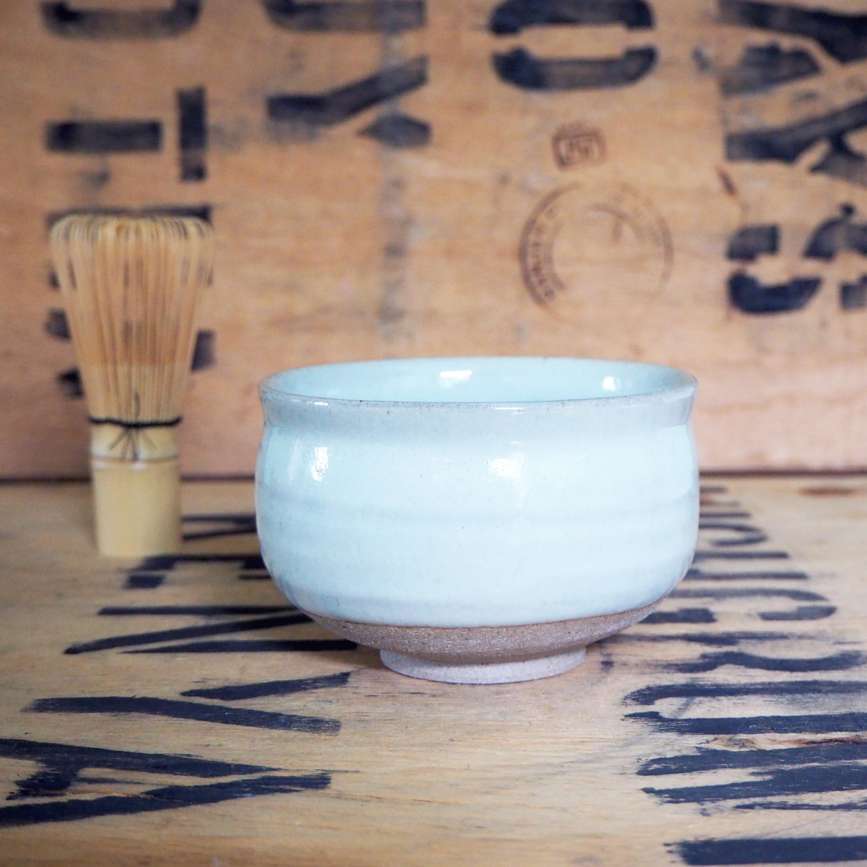 White Ash Matcha Bowl (1) by Jacob Bodilly