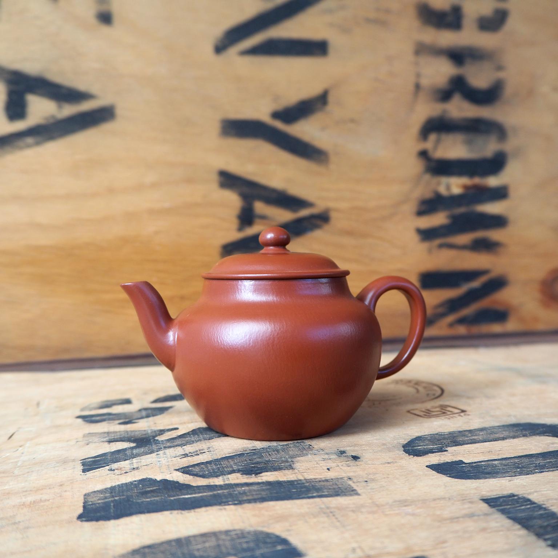 Ming Shi Yixing Teapot by Master Gao & Xu's Studio