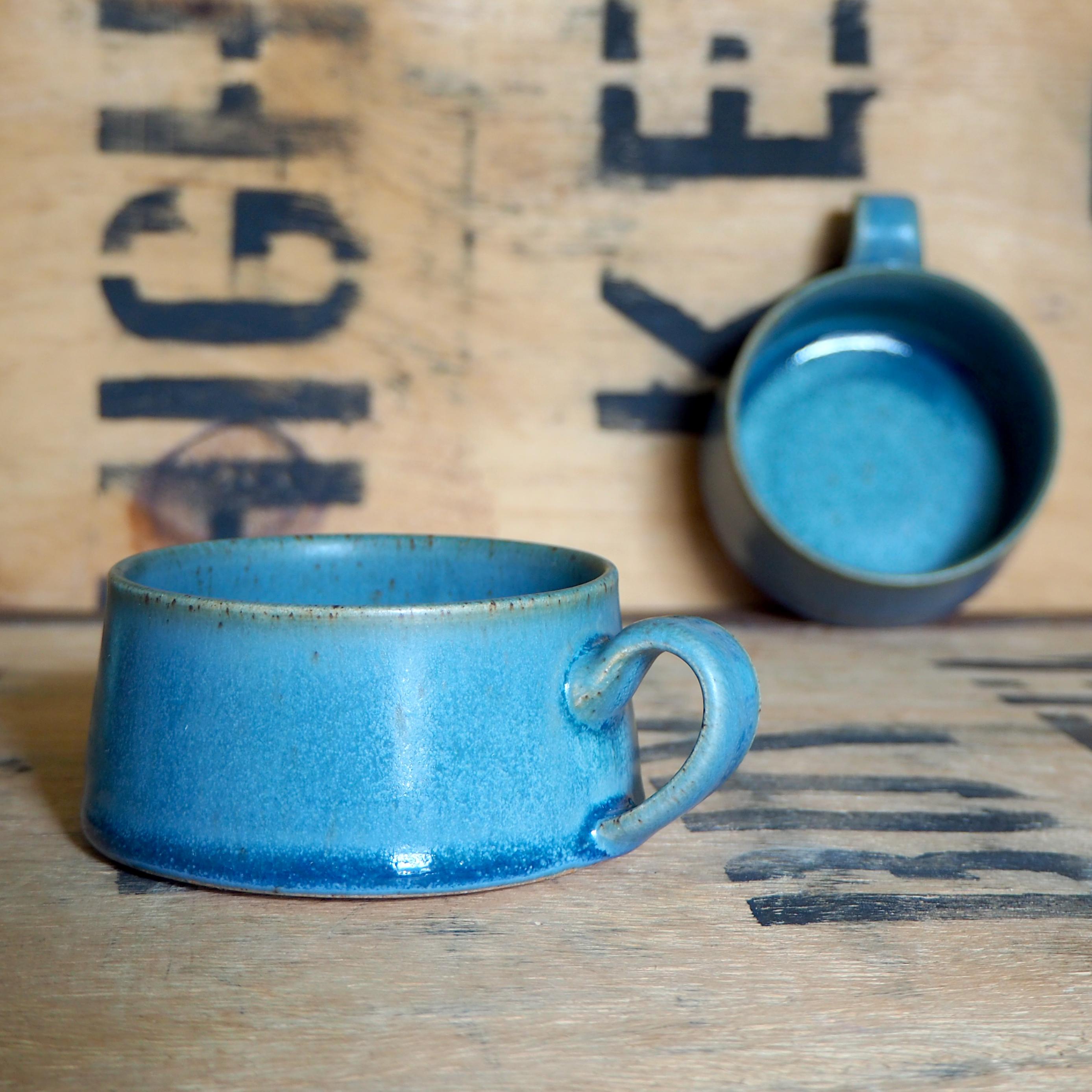 Sky Blue Cup By Raphaela Seck