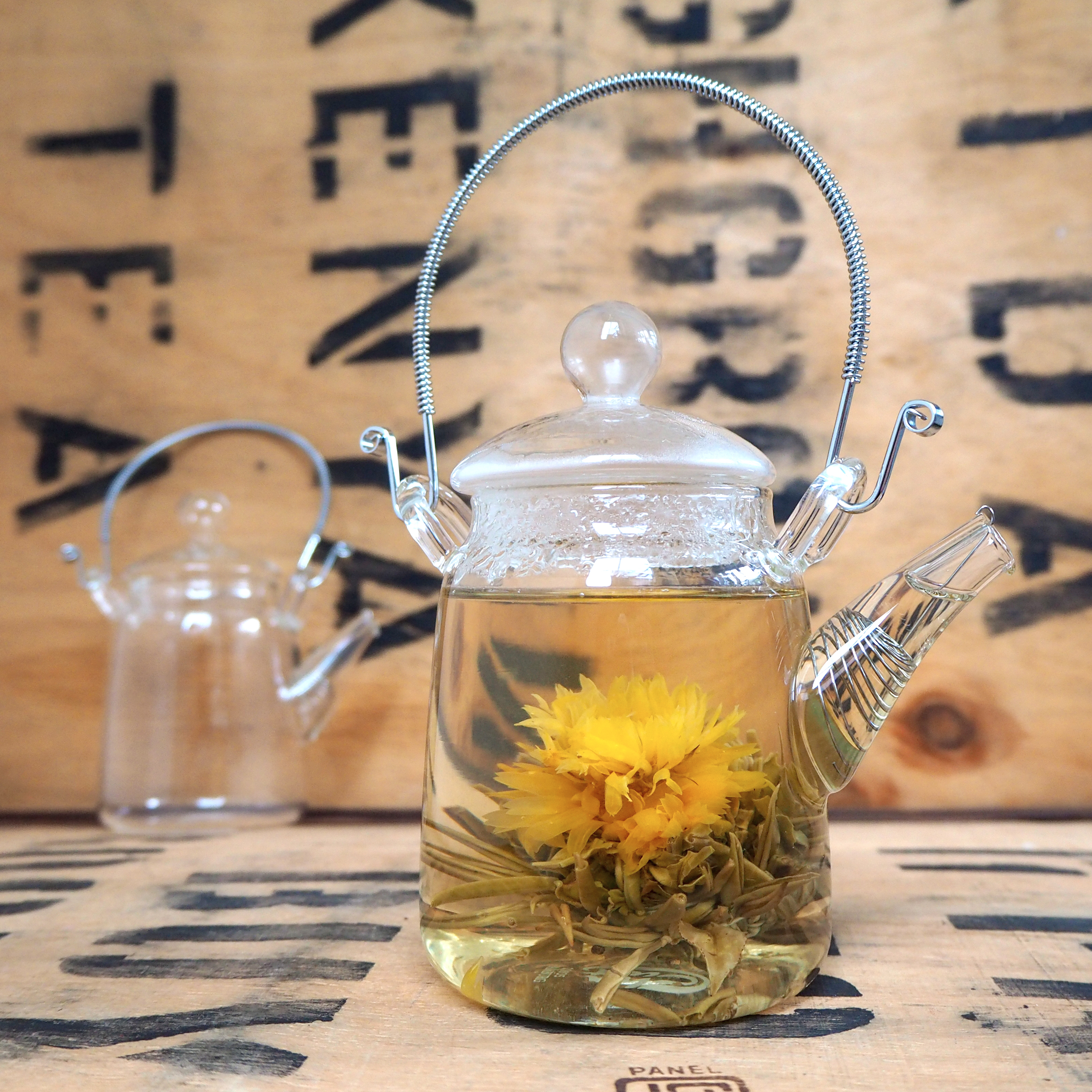 Glass Teapot ~ 360ml