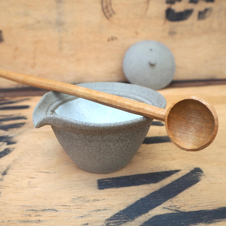 Long Handled Cherry Spoon by Takahashi McGil
