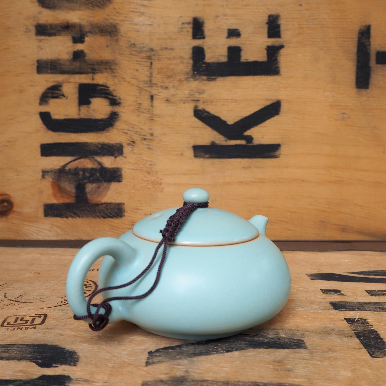 Ruyao 'Pancake' Teapot ~ 145ml