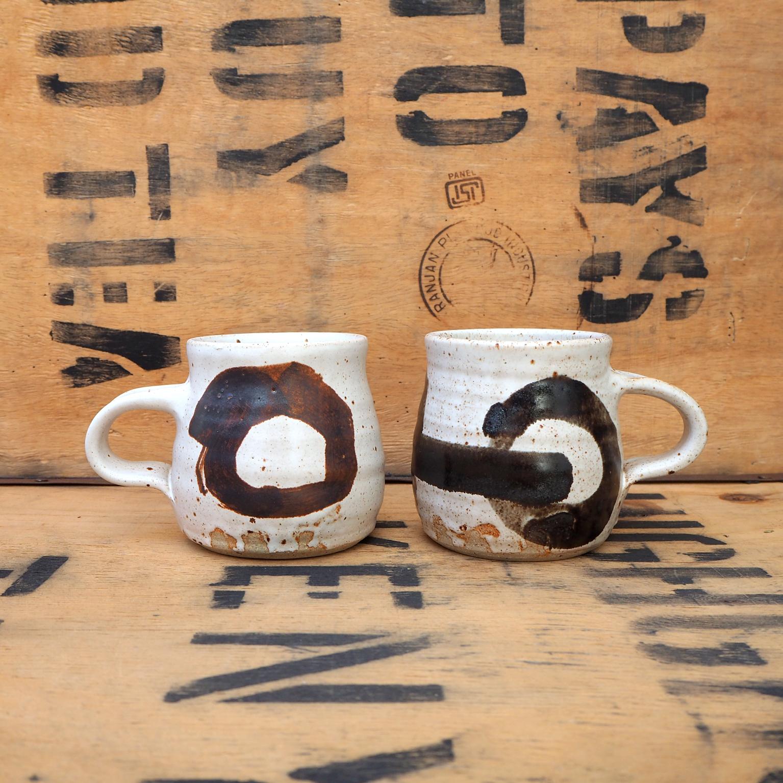 Mug VII & VIII by Nicola Gillis