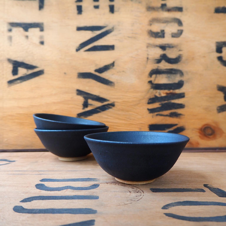 Black Tea Bowl by Popalini & Jezando