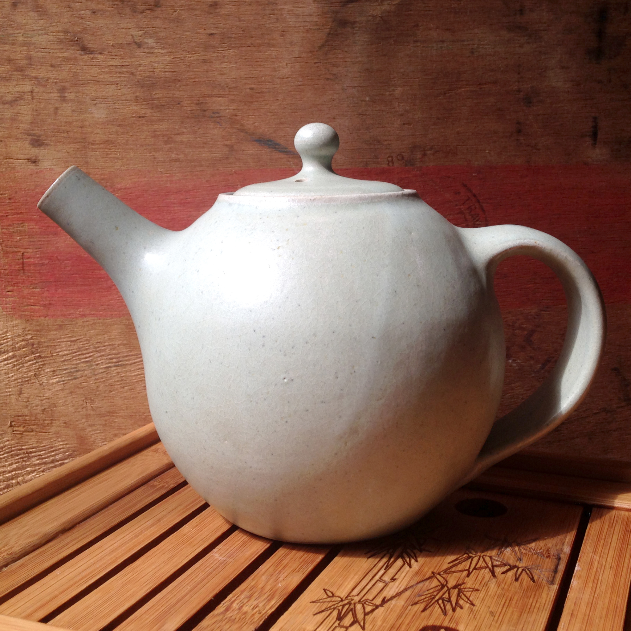 Teapot by Bethan Jones