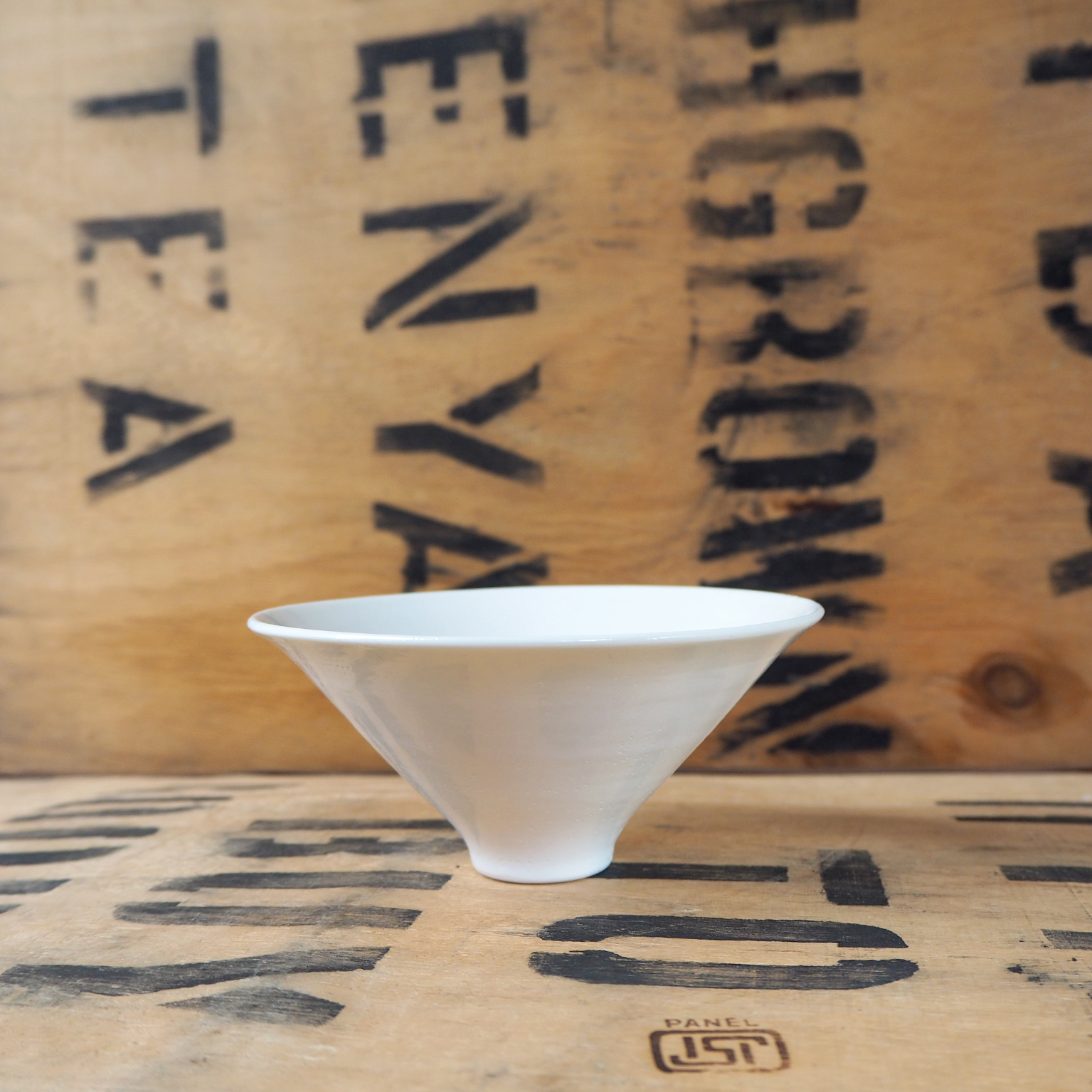 Porcelain Small Teabowl By Anja Graefe