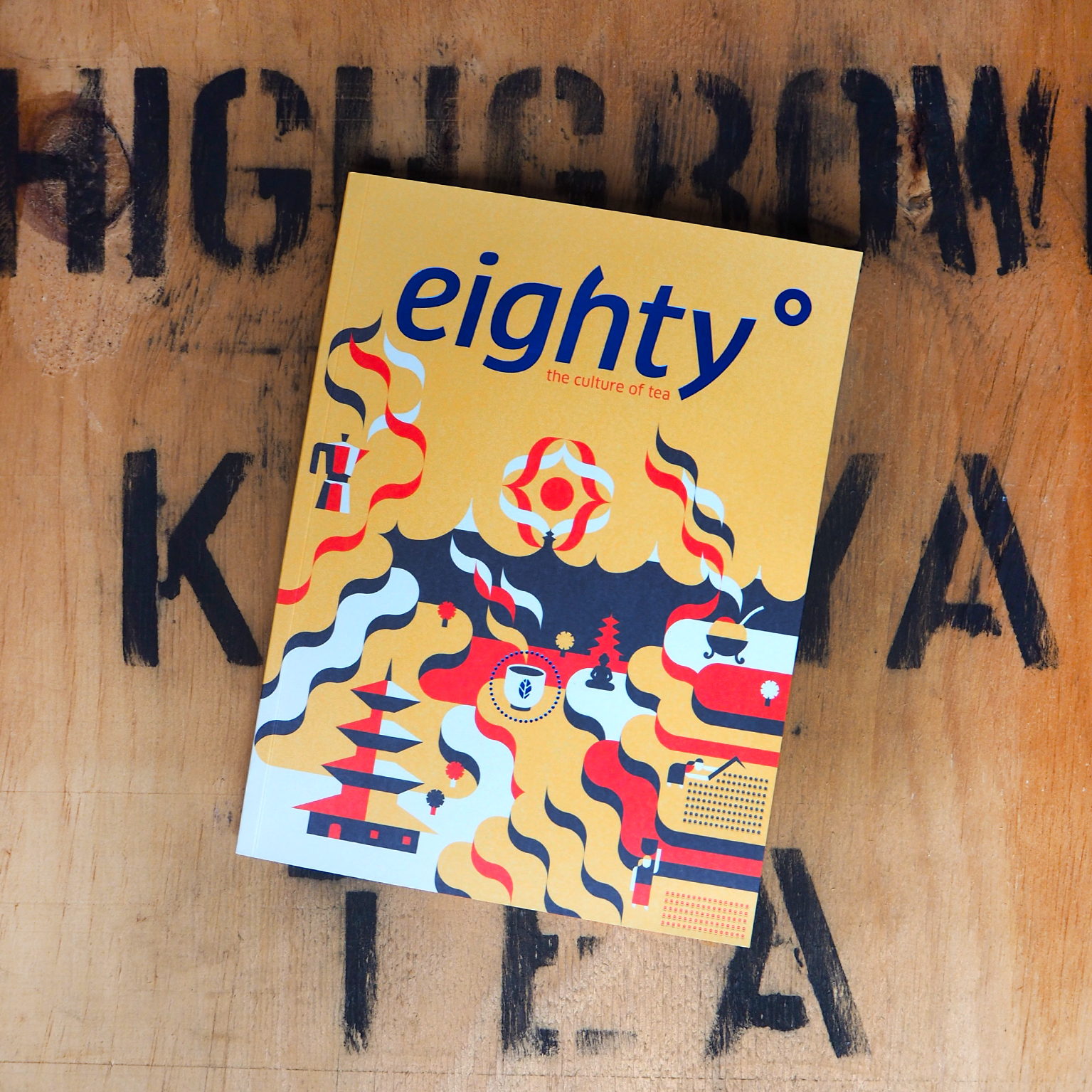 eightyº ~ Issue 05