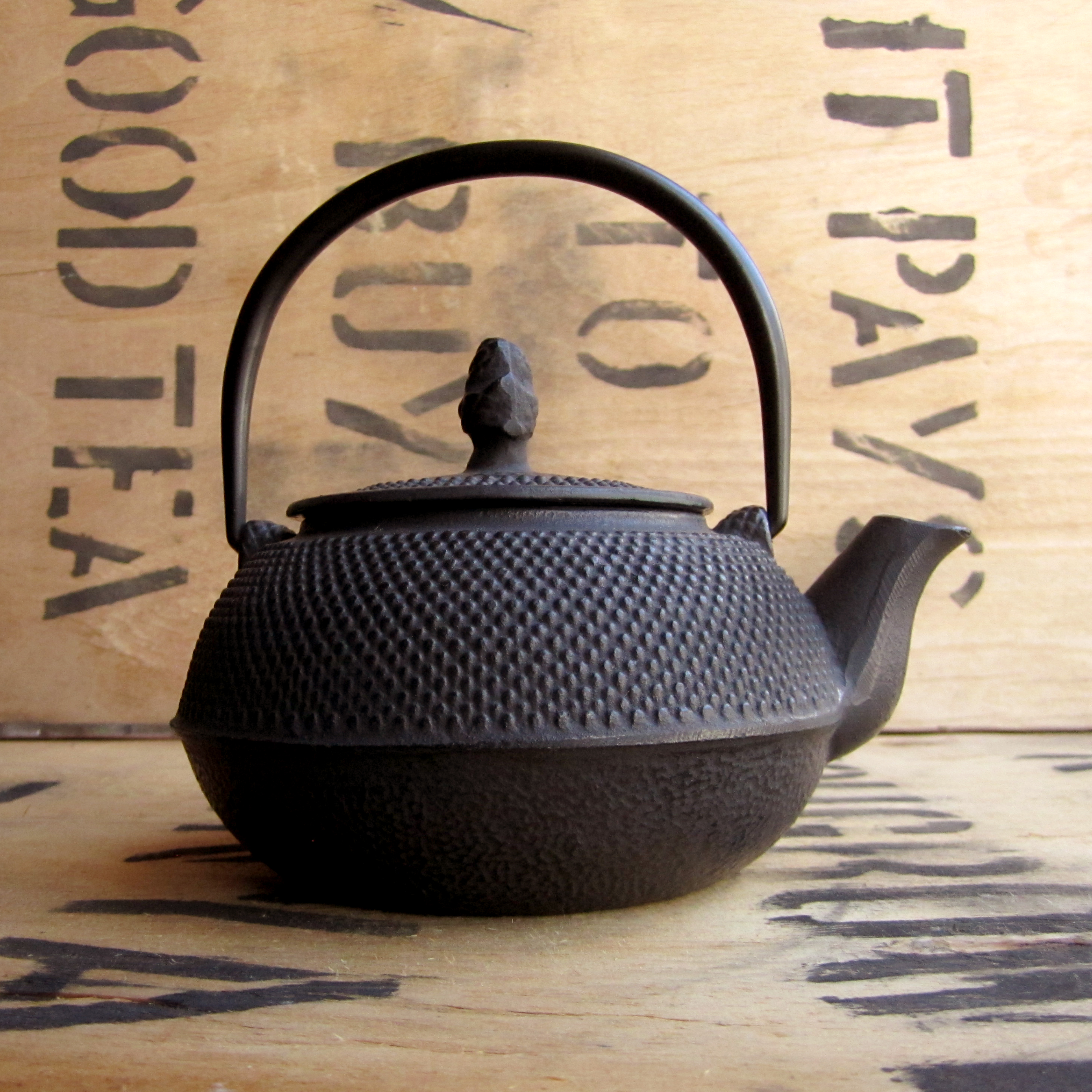 Cast Iron Teapot ~ 800ml