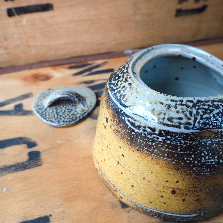 Storage Jar (2) by Natasha Wightman
