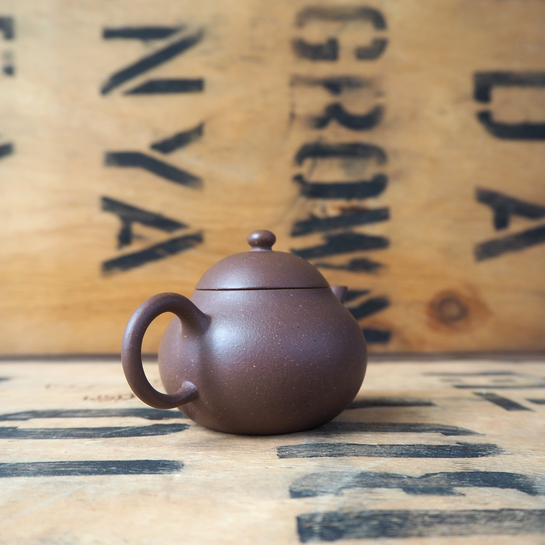 Pear Style Yixing Teapot by Master Gao & Xu's Studio
