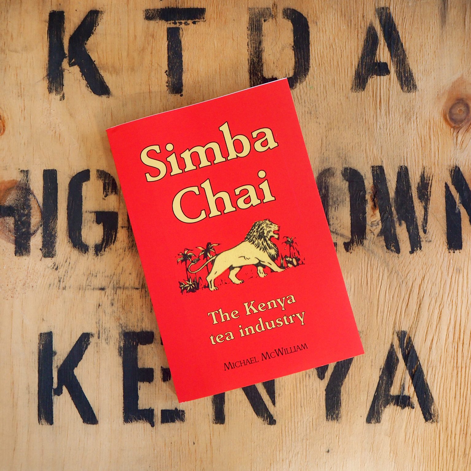 Simba Chai By Sir Michael McWilliam