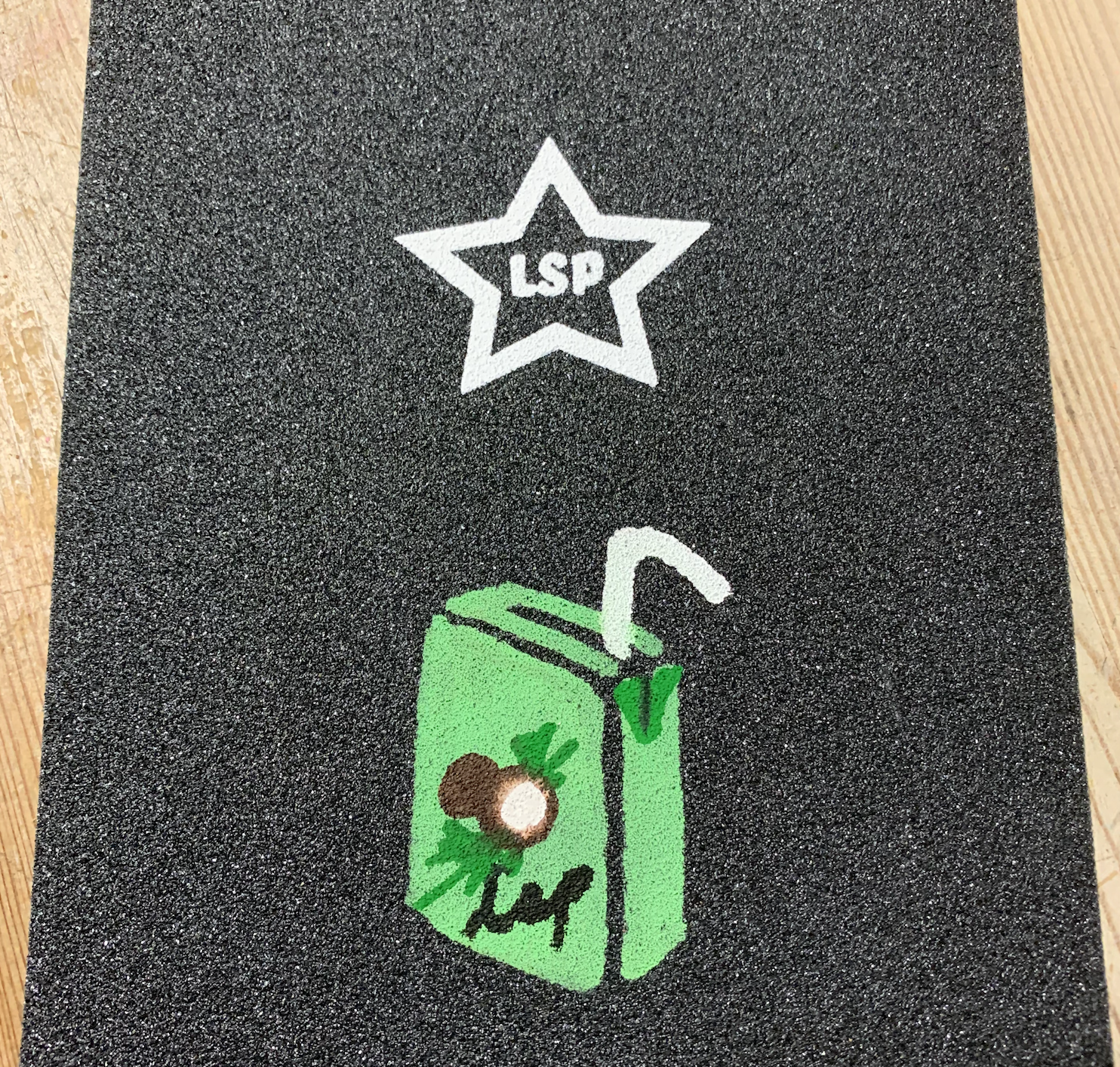 LSP Juicebox Griptape
