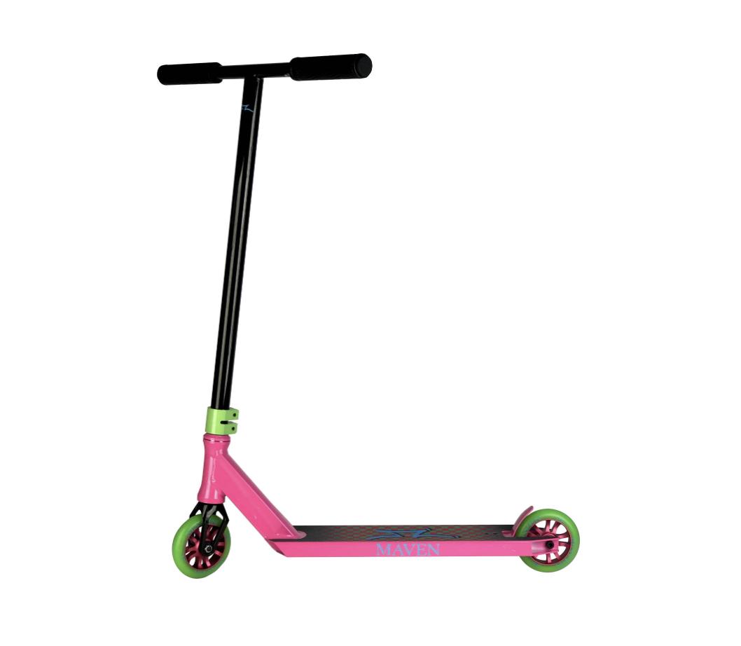 AO Maven Pink Gloss Triksesparkesykkel