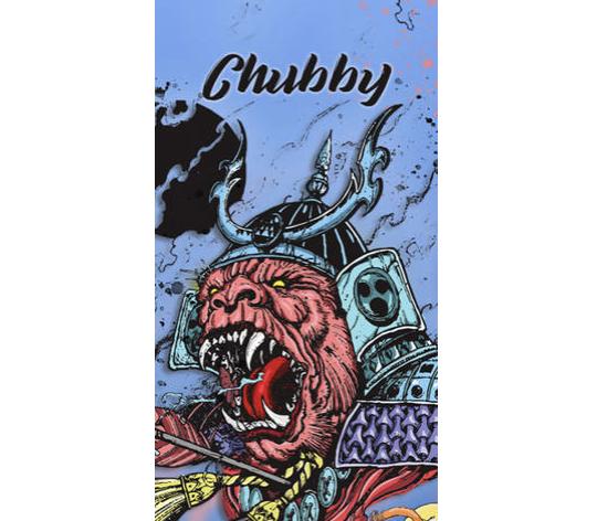 Chubby Gorilla Samurai Griptape