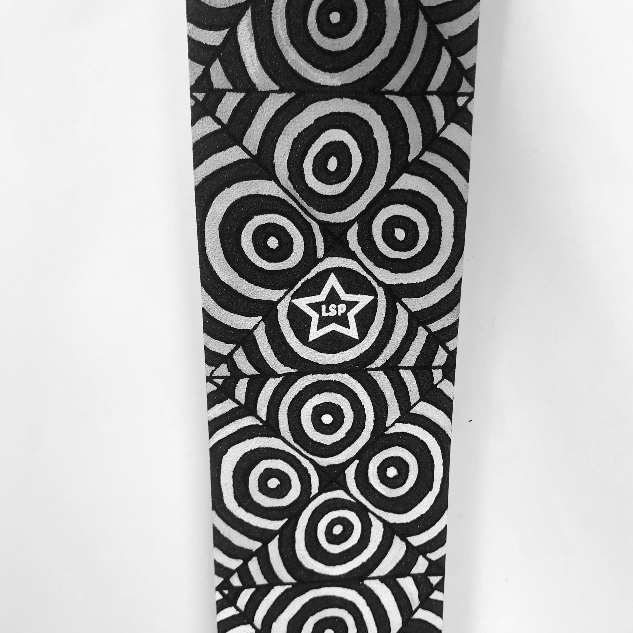 Custom griptape - sirkler