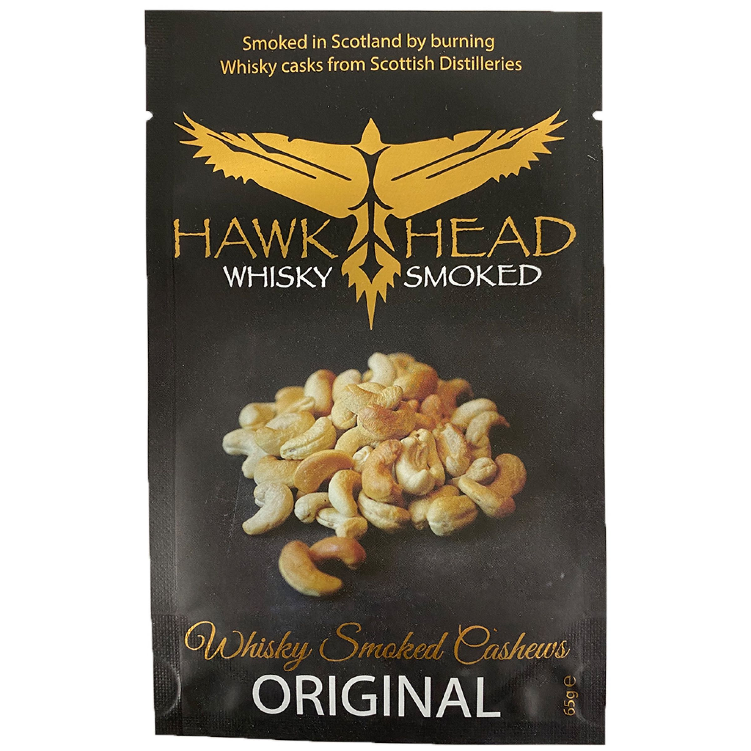 Original Whisky Smoked Cashews