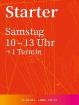 Starter 1 | Samstag, 15-20 Uhr, 1 Termin derUwe