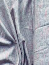 Viscose-Jersey meliert, flieder-neonpink derUwe